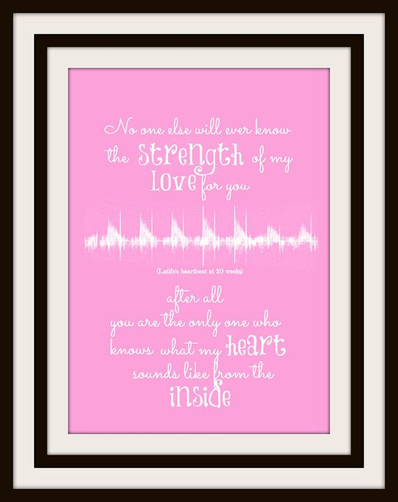 79 best scrapbooking images on pinterest scrapbooking ideas items similar to personalized babys heartbeat digital file printable ultrasound sonogram on etsy negle Choice Image