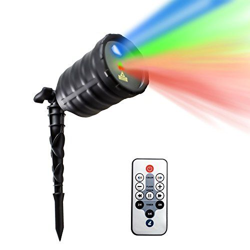 38 best moving laser christmas lights images on pinterest laser outdoor dcor imaxplus indooroutdoor laser christmas light star laser show christmas projector with ir wireless remotetimer rgb moving star for christmas aloadofball Gallery