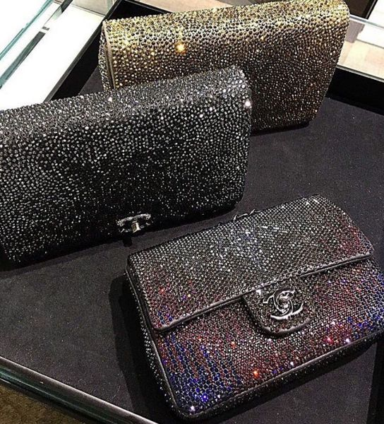 All them blingers @chanelofficial