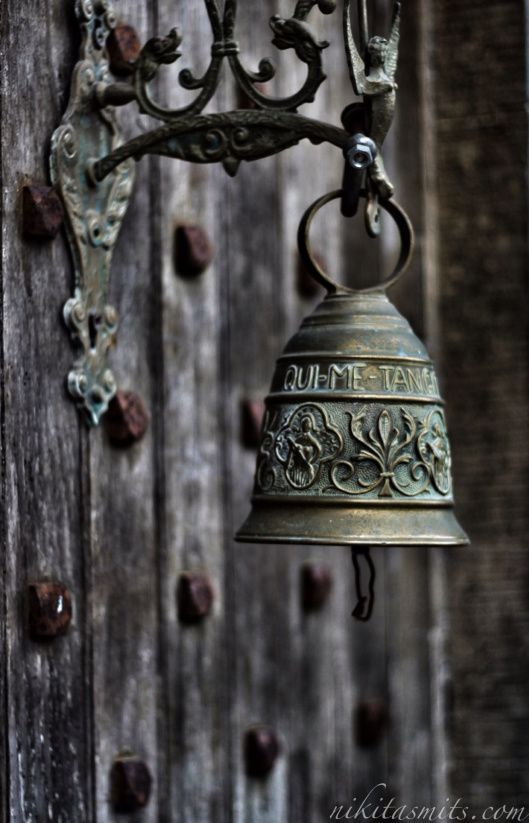 Bell Ironwork Charleville Castle, Ireland By Nikita Smits. Find This Pin And  More On Door Knockers ...