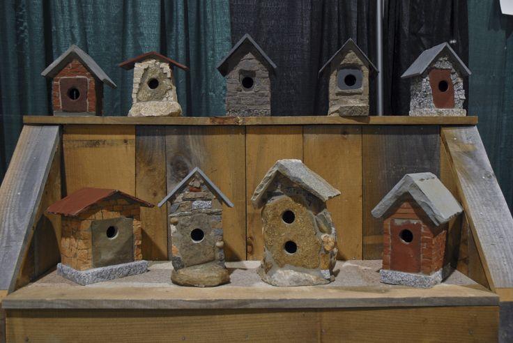 79 Best Unique Bird Houses Images On Pinterest Bird