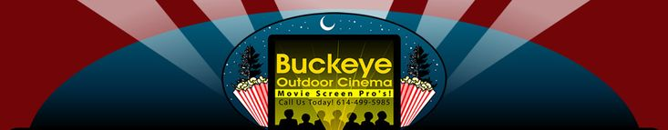 Cinncinati Inflatable Outdoor Movie Screen Rental - Projection Screens - Cinncinati, OH