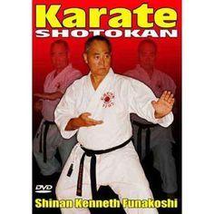 Shotokan Karate Kata DVD Ken Funakoshi hidetaka nishiyama