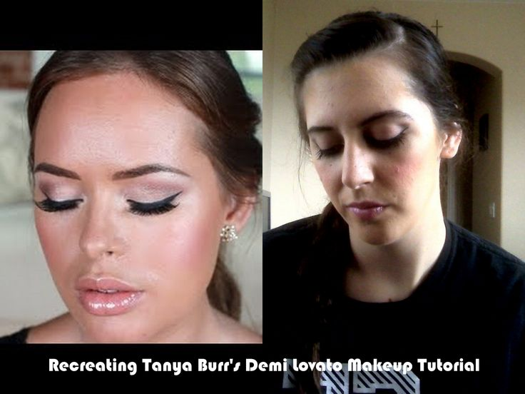 Recreating Tanya Burr | Demi Lovato Makeup Tutorial  check it out here: http://www.youtube.com/watch?v=TkL5D_N15vk&feature=youtu.be
