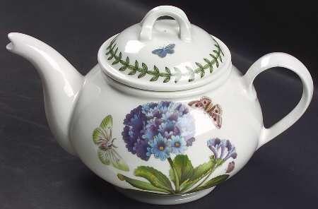 Portmeirion Botanic Garden Small Teapot & Lid