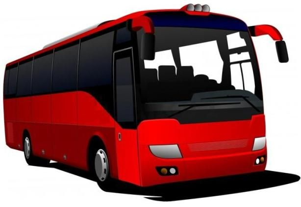 Picture of bus cliparts clipart pinterest coaches for Clipart bus