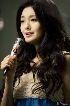 Barbie Hsu's long beachy/mermaid curls/waves are gorgeous ;3; (Summer's Desire)