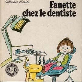 Fanette chez le dentiste