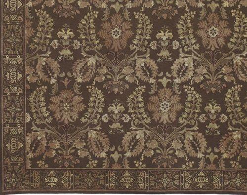 Istana Oriental Rug 6104brn Featured In Blog Miles Redd 13 Best Fabrics For Schumacher Sing