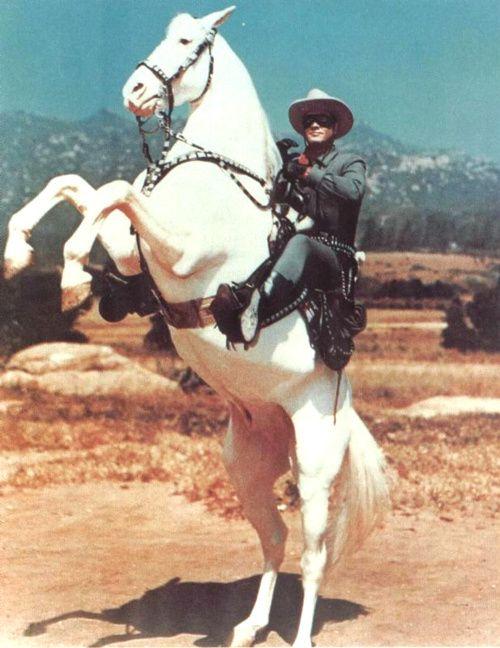 "Hi Ho Silver -- ""Kemo Sabe"" and his faithful Indian Companion ""Tonto""  Who WAS that Masked Man?"