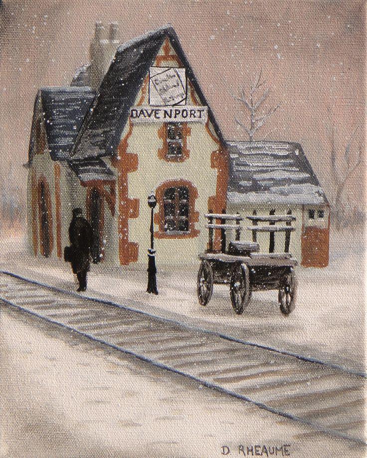 Davenport Station www.daverheaume.com
