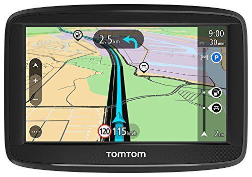 TomTom Start 42Europe Traffic GPS 10,9cm (4,3pouces), Lifetime Maps, aide à la conduite, 3mois Radar caméras, cartes de 45pays de…