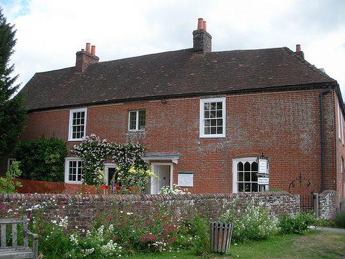 Jane Austens House, Chawton food