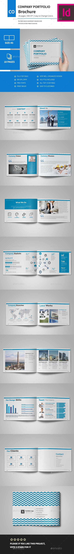 8 best Simple Fresh Brochure Template- Trifold & Bifold & Portfolio ...
