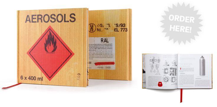 Aerosols - The history of European Spray Paints