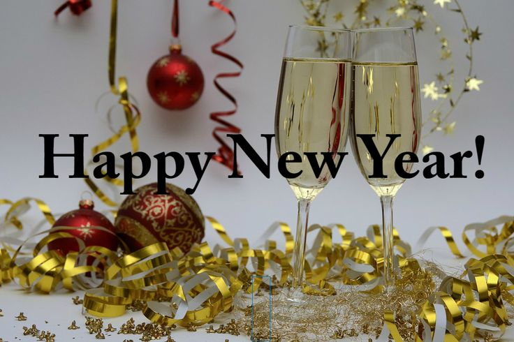 Happy New Year to you and your family! May all your dreams come true! Thank you for your support!