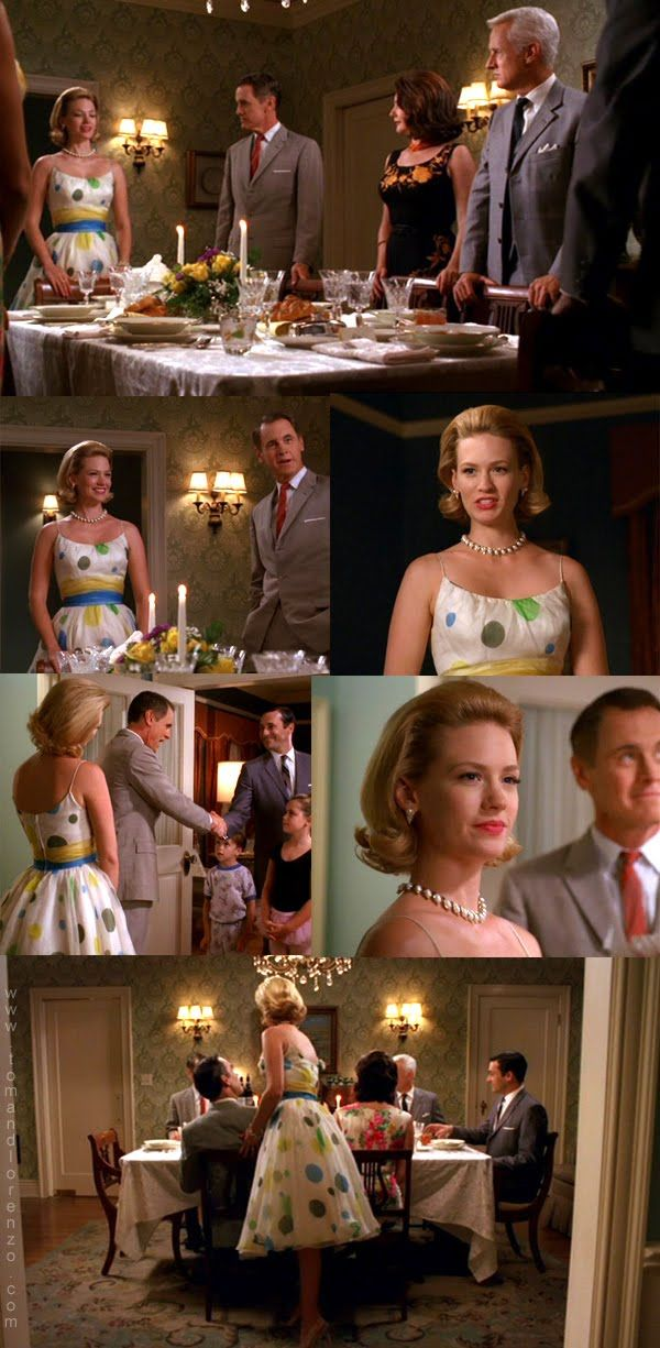 Mad Style: Betty Draper, S2 Part 2 | The Tom & Lorenzo Archives: 2006 -2011
