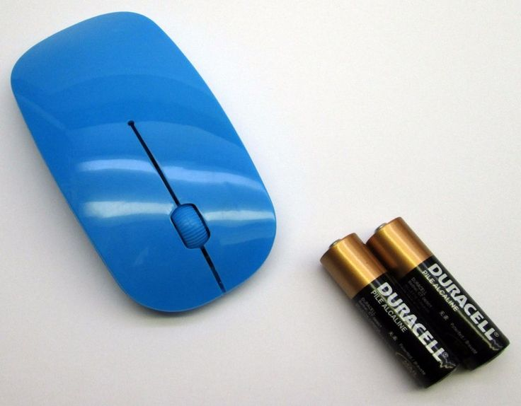 new BLUE THIN 1000 DPI Optical USB Wireless COMPUTER MOUSE Mice For PC Laptop | eBay