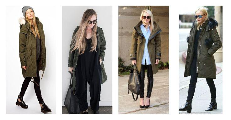 Το μπουφάν σε στυλ παρκά είναι απαραίτητο σε κάθε γκαρνταρόμπα, σε κρατά ζεστή και συνδυάζεται πολύ εύκολα με: ✔️Δερμάτινο παντελόνι ή κολάν ✔️Σαλοπέτα μαύρη ή denim ✔️Sneakers, γόβες, Dr Martens