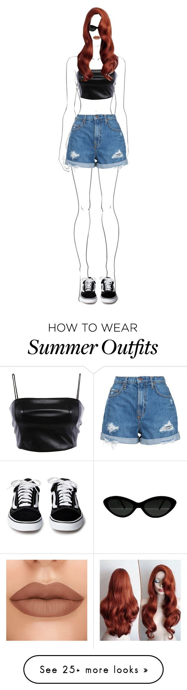 "Collection Of Summer Styles    ""Cute tomboy outfit"" by natalybelle on Polyvore featuring Nobody Denim    - #Outfits  https://fashioninspire.net/fashion/outfits/summer-outfits-cute-tomboy-outfit-by-natalybelle-on-polyvore-featuring-nobody-denim/"