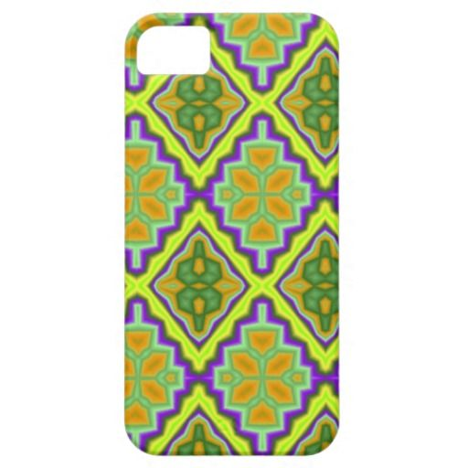 Trendy Cool tribal pattern iPhone 5 Cases