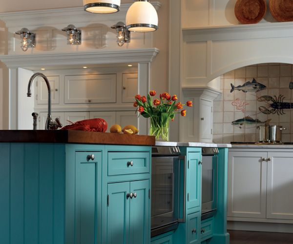 Our Favorite Coastal Kitchens: 62 Best Turquoise Kitchens Images On Pinterest