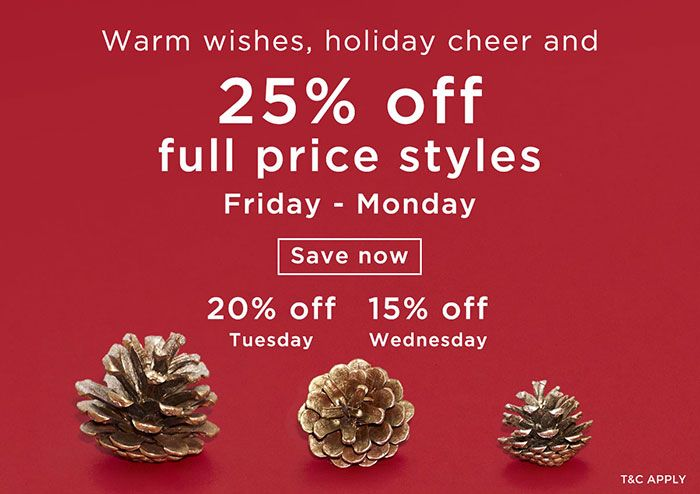 Long Tall Sally USA & Canada: 25% off full price styles