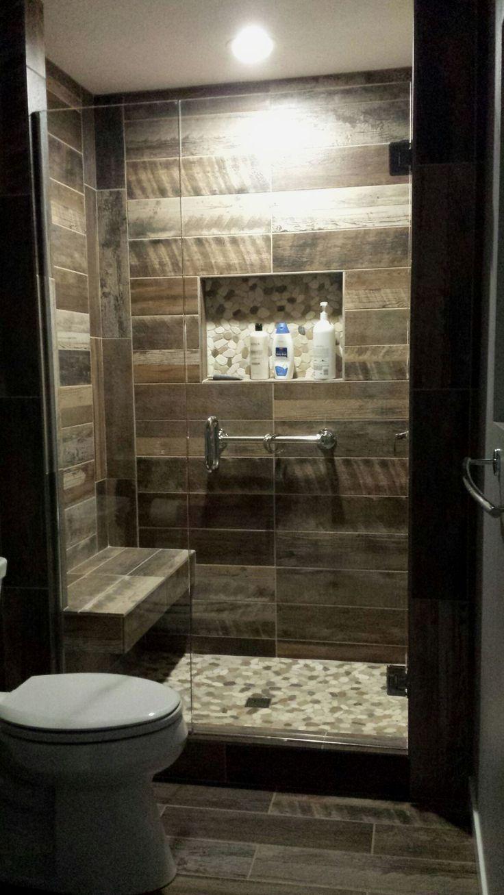 Best  Tiny Bathrooms Ideas On Pinterest Shower Room Ideas Tiny Tiny Bathroom Makeovers And Shower Makeover