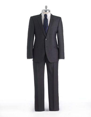 STRELLSON Rick James Modern Fit Wool Suit - GREY - Fashion Deals
