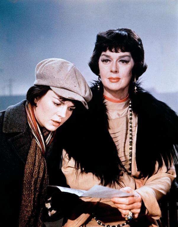 """Rosalind Russell: Dazzling Star: """"Gypsy"""" (1962)"""