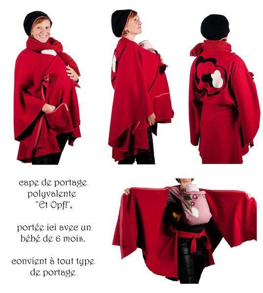 cape de portage rouge