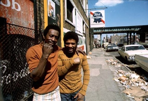 South side of Chicago. 1974.