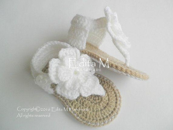 die besten 25 h kel baby sandalen ideen auf pinterest. Black Bedroom Furniture Sets. Home Design Ideas