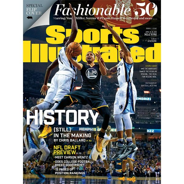 Sports Illustrated Subscription : Only $5 (reg. $139.72) http://www.mybargainbuddy.com/sports-illustrated-subscription-29
