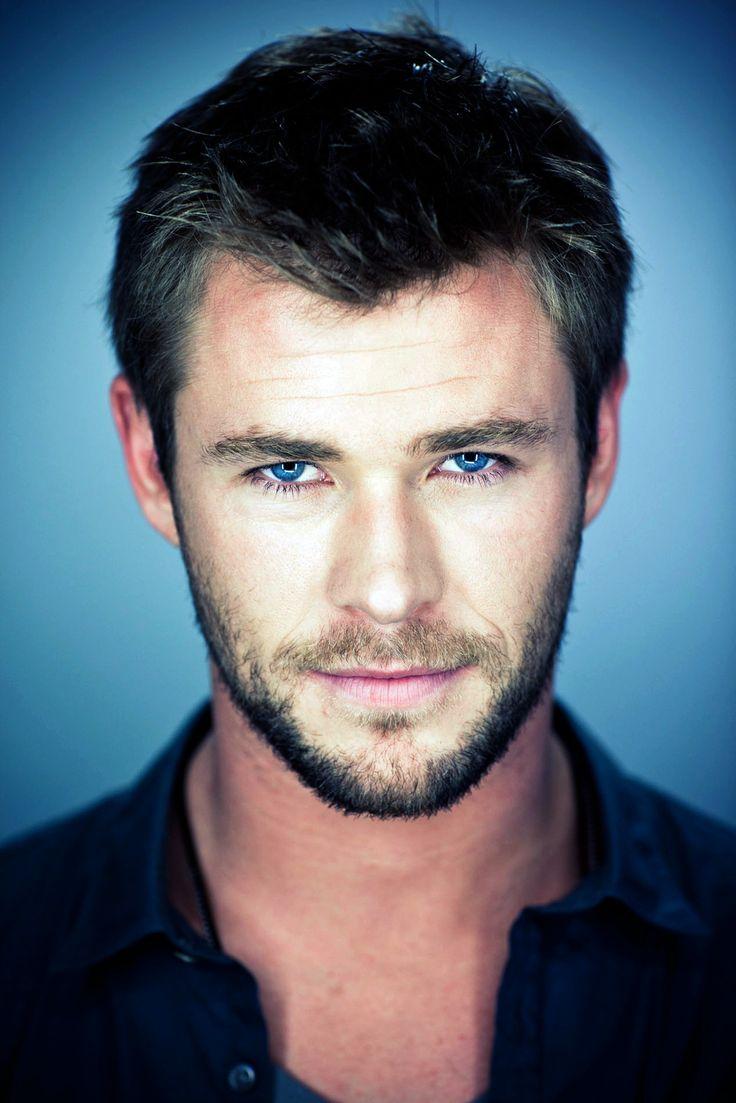 Chris Hemsworth. Thor- The Dark World was amazing ;)