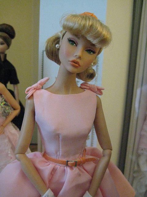poppy parker dolls for girls   Poppy Parker Table Centerpiece   Flickr - Photo Sharing!