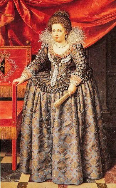 1600s style dresses