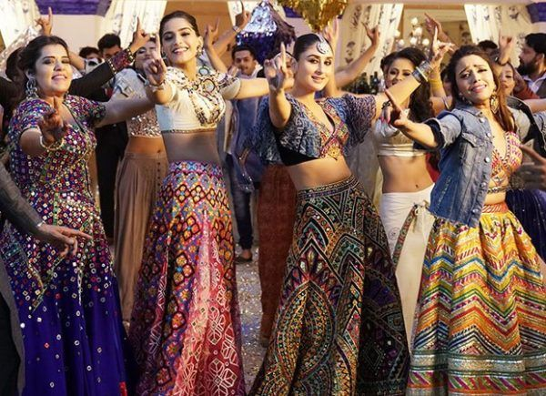 Veere Di Wedding Outfits.Veere Di Wedding Fashion The Best Looks From The Film Papu
