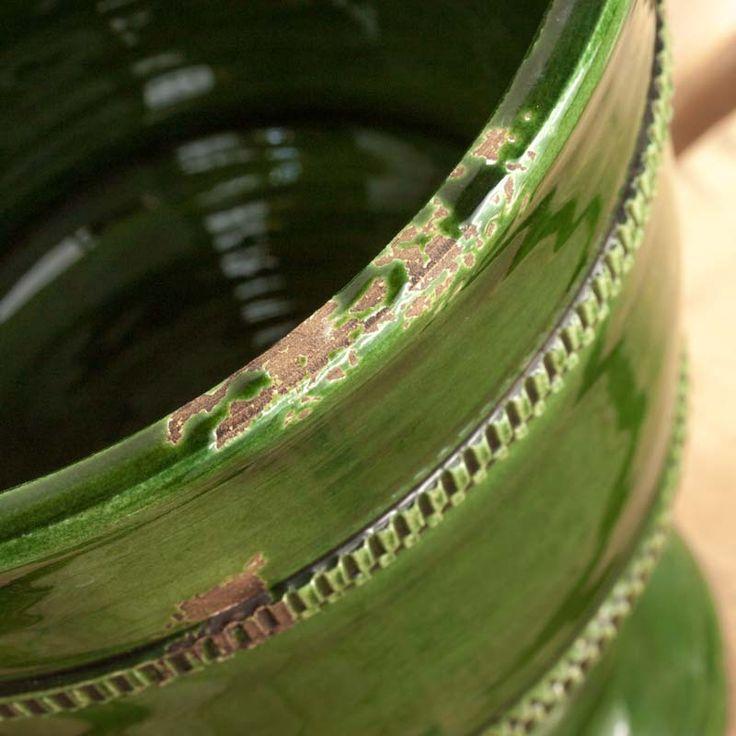 italian ceramic vase! www.stileitalia.biz