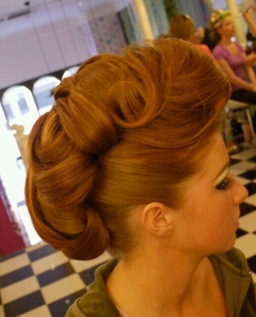 40 Wedding Hairstyles For Long Hair That Really Inspire: 258 Best Images About Funky Hair. On Pinterest