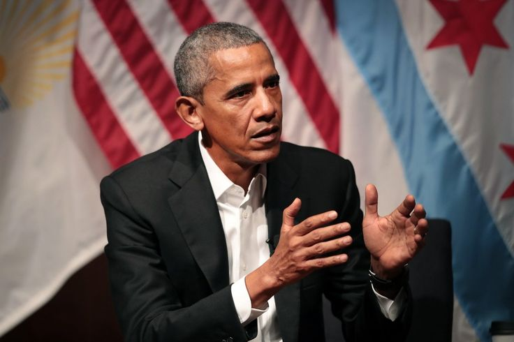 In Chicago, Obama tells young leaders that 'special interests dominate the debates in Washington'