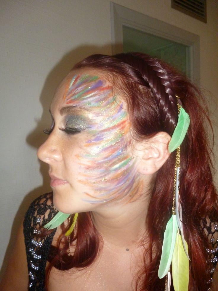 ibiza zoo project makeup - Google Search | Body art ...