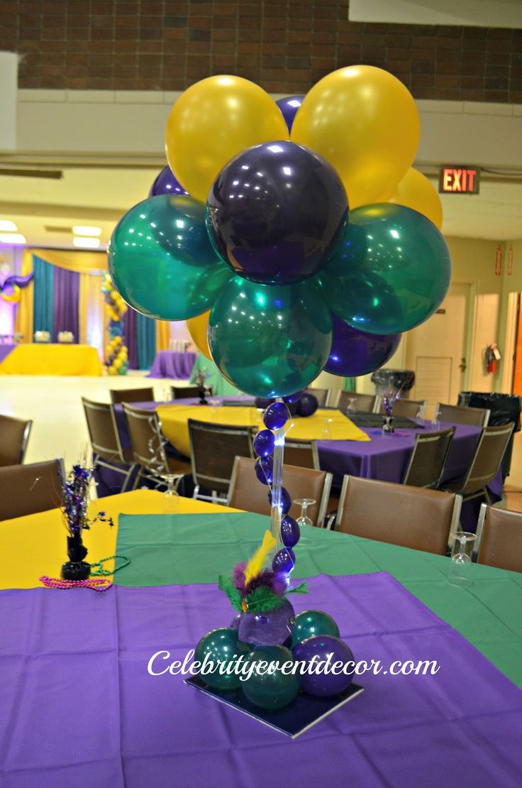 mardi+gras+decorations+school+dance   Themed backdrops with lights and beads