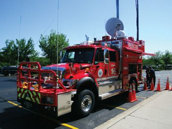 (3) Squad 16 personnel were very specific about what they wanted from the truck. As a result, Alexis Fire Equipment, the truck manufacturer,...