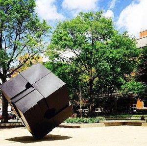 Nine Great Selfie Locations in Downtown Ann Arbor