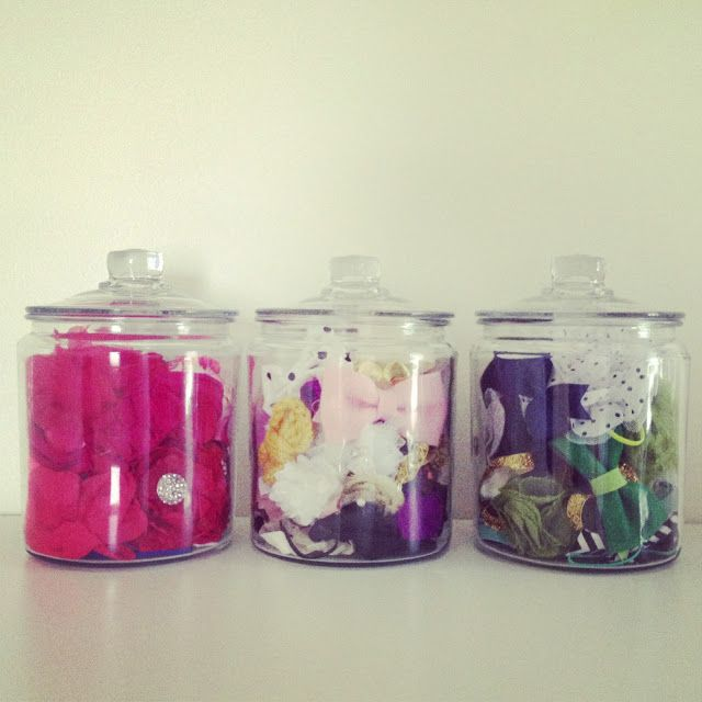 Storage for headbands - I have one of these, can't wait to have some headbands to go in it!