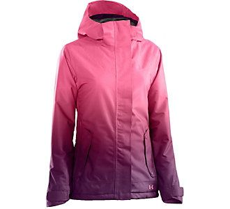 under armour jackets women s. women\u0027s under armour coldgear infrared fader jacket | scheels jackets women s o