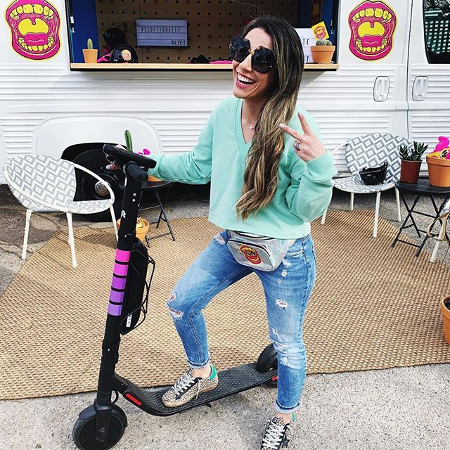 Lyft scooter