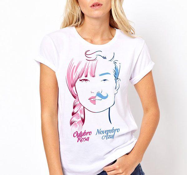 camisetas para el cáncer de próstata