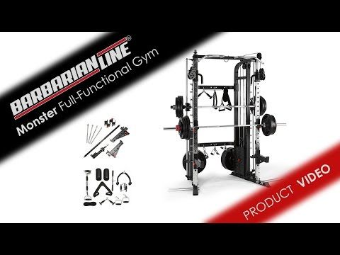 The Best All-In-One Gym System on the Market. Bar None. - YouTube